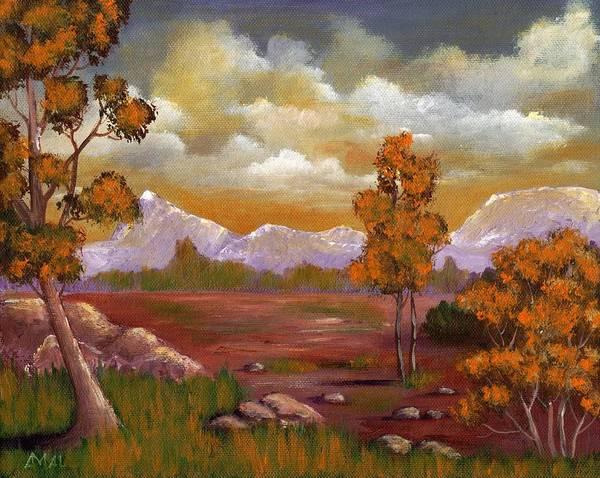 Painting - Unpredictable Weather by Anastasiya Malakhova