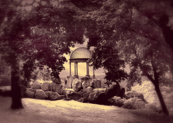 Beauty Of Nature Digital Art - Untermyer Mood by Jessica Jenney