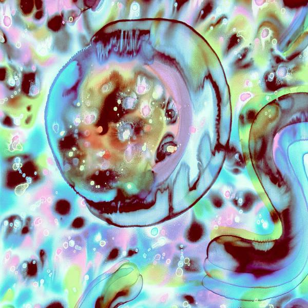 Sublime Oracle Art Print