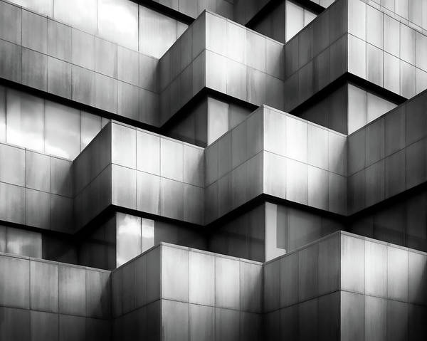 Grid Photograph - Untitled #68 by Gary E. Karcz