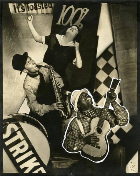 Saxophone Photograph - Vanity Fair April 1st, 1925 by Edward Steichen