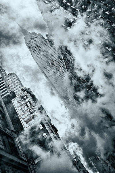 Times Square Photograph - Untitled by Fabien Bravin