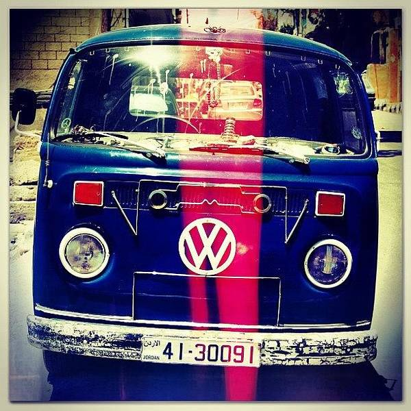 Vw Transporter Photograph - Untitled by Fares Nimri