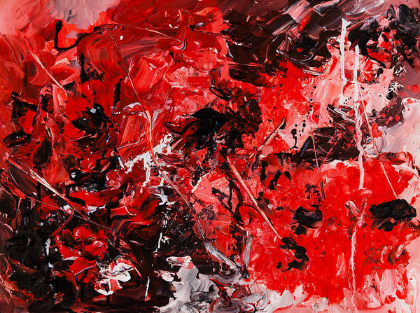 Painting - Untitled Number Twenty Six by Maria Lankina
