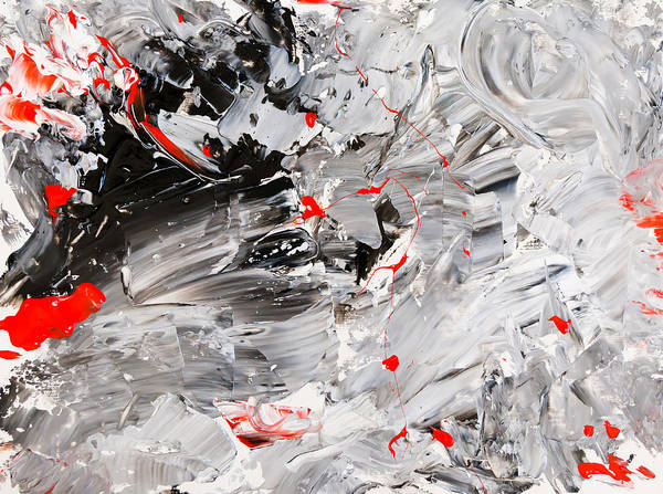 Painting - Untitled Number Twenty Two by Maria Lankina