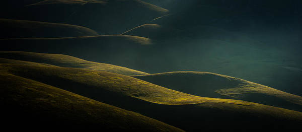 Curve Wall Art - Photograph - Untitled by Riccardo Lucidi