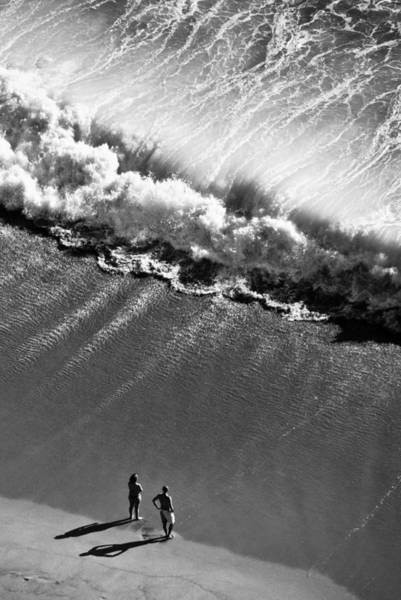 Waves Photograph - Untitled by Rui Ferreira