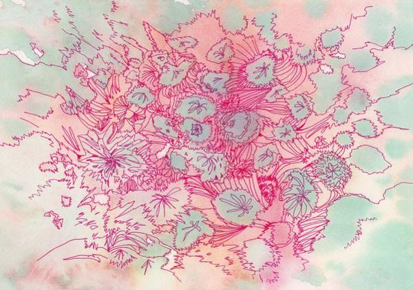 Untitled - #ss13dw040 Art Print by Satomi Sugimoto