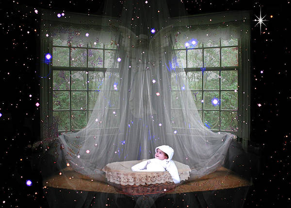 Wall Art - Photograph - Unto Us A Child Is Born by Paula Ayers