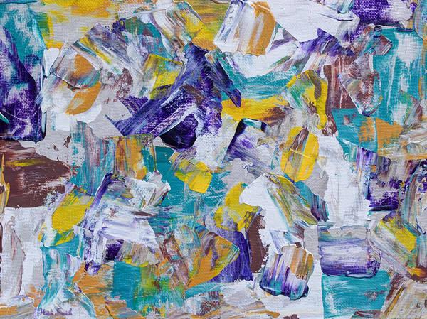 Wall Art - Painting - Unwinding by Heidi Smith