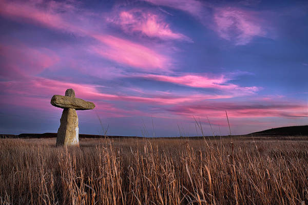 Monolith Photograph - Unyielding by Thomas Zimmerman