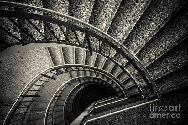 Photograph - Up And Down by Hannes Cmarits