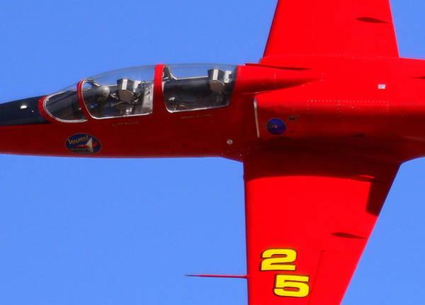 Photograph - Up Close And Violated At The Reno Air Races. N757sf.jpg by John King