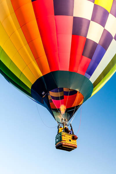 Photograph - Up Up And Away by Teri Virbickis