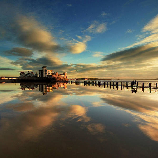 Mare Photograph - Upon Reflection by A Pixelsuzy Image