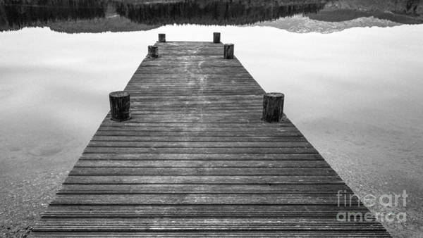 Loch Ard Photograph - Upon Reflection by John Farnan
