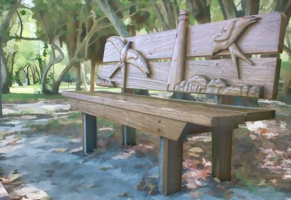 Shady Cove Photograph - Upon The Summer Shore by Chrystyne Novack