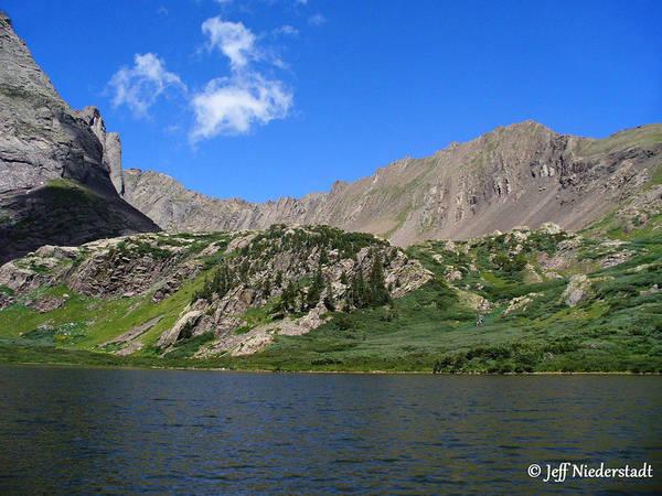 Photograph - Upper Lake by Jeff Niederstadt