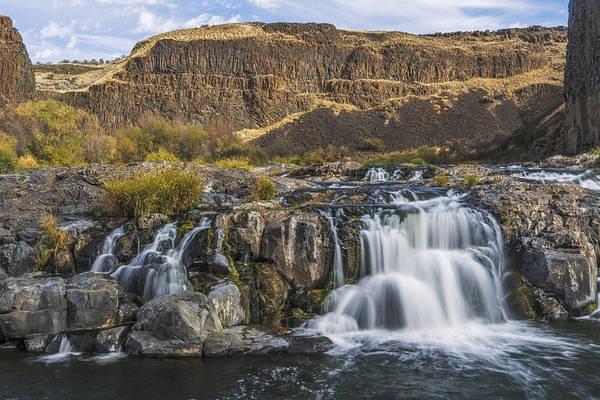 Photograph - Upper Palouse Falls by Loree Johnson