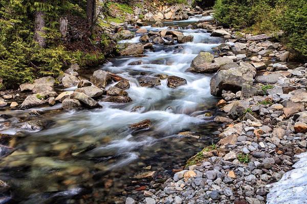 Photograph - Upper Paradise River by Stuart Gordon