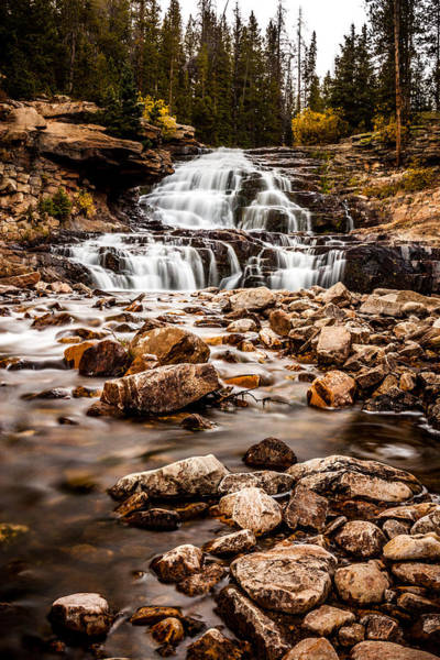Photograph - Upper Provo River by TL  Mair