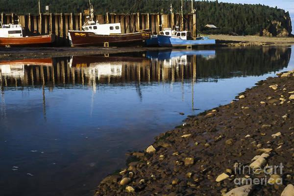 Photograph - Upper Salmon River by Thomas R Fletcher