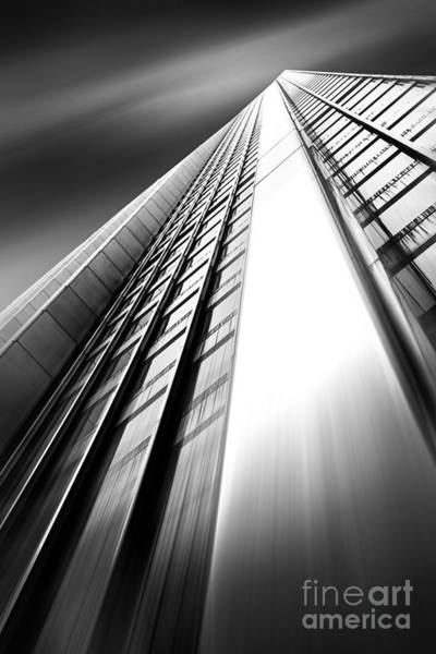 Architectural Photograph - Uprising by Az Jackson