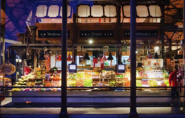 Photograph - Upscale Mercado by Joan Carroll