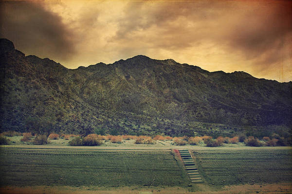 La Quinta Wall Art - Photograph - Upstairs by Laurie Search