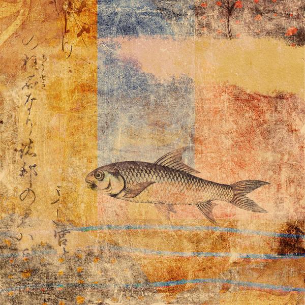 Striking Photograph - Upstream by Carol Leigh