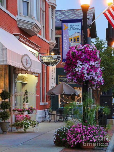 Wall Art - Photograph - Uptown Westerville Ohio 3257 by Jack Schultz