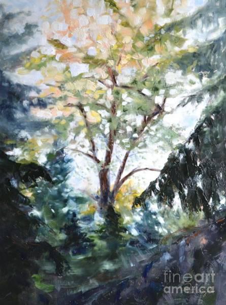 Painting - Upward Momentum by Lori Pittenger