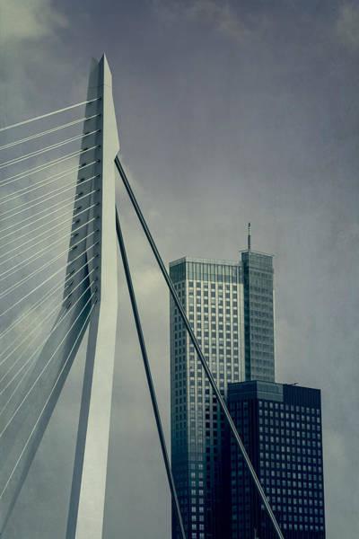 Multi-storey Wall Art - Photograph - Urban Buildings by Joana Kruse