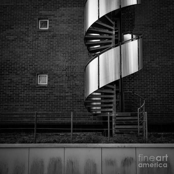 Photograph - Urban Drill by Hannes Cmarits
