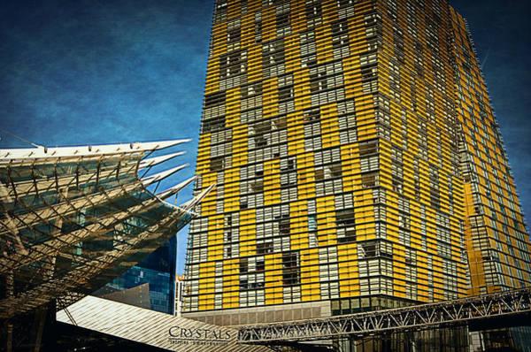 Highrise Digital Art - Urban by Maria Angelica Maira