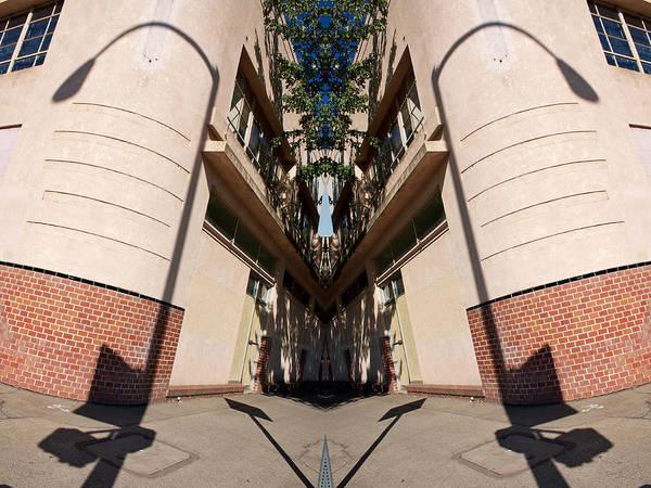 Photograph - Urban Plan Solar Bend 2011 by James Warren