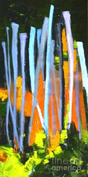 Painting - Urban Reach by Susan A Becker