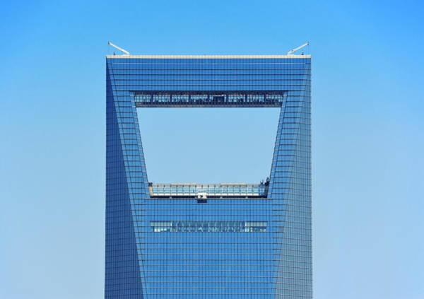Photograph - Urban Skyscraper by Songquan Deng