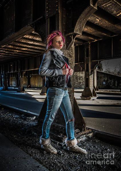 Photograph - Urban Underworld by Michael Arend