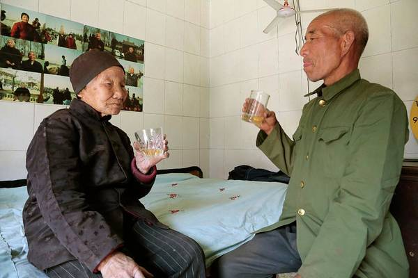 Traditional Chinese Medicine Wall Art - Photograph - Urine Therapy by Thierry Berrod, Mona Lisa Production