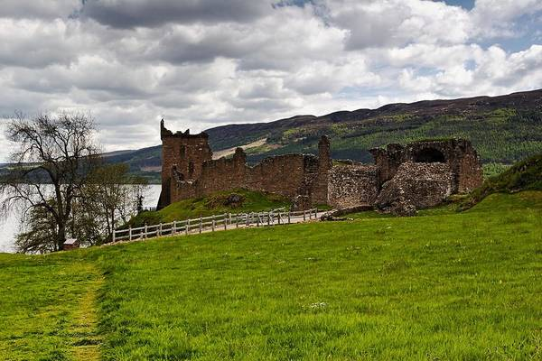 Photograph - Urquhart Castle by Mike Farslow