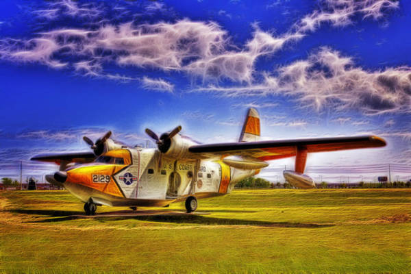 Photograph - Us Coast Guard 2129 by Barry Jones