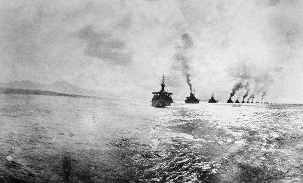 Photograph - Us Navy, 1908 by Granger