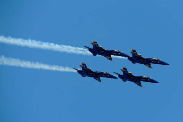 Photograph - Us Navy Blue Angels by Kimberly Perry