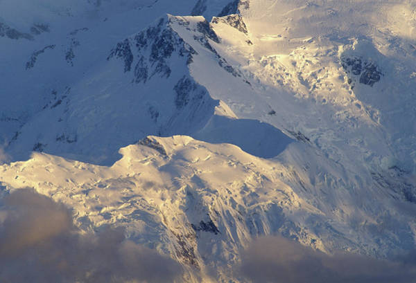 Alaskan Photograph - Usa, Alaska, Mount Mckinley, Denali by Gerry Reynolds