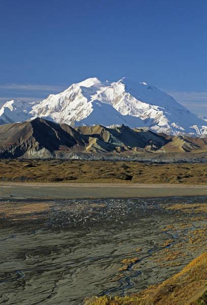 Alaskan Photograph - Usa, Alaska, Mount Mckinley, Mckinley by Gerry Reynolds