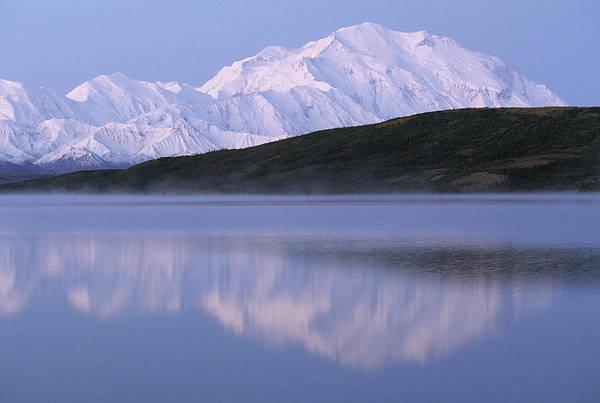Alaskan Photograph - Usa, Alaska, Mount Mckinley, Wonder by Gerry Reynolds