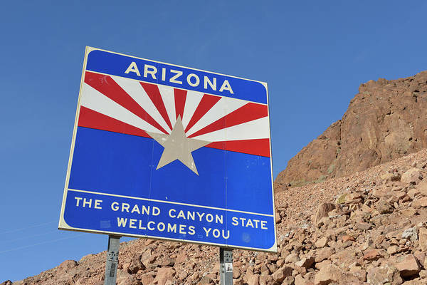 Wall Art - Photograph - Usa, Arizona, Arizona The Grand Canyon by Kevin Oke