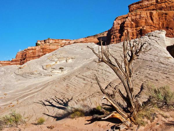 Wall Art - Photograph - Usa, Arizona, Big Water, Vermillion by Bernard Friel