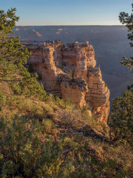 Plateau Photograph - Usa, Arizona, Grand Canyon National by Peter Hawkins